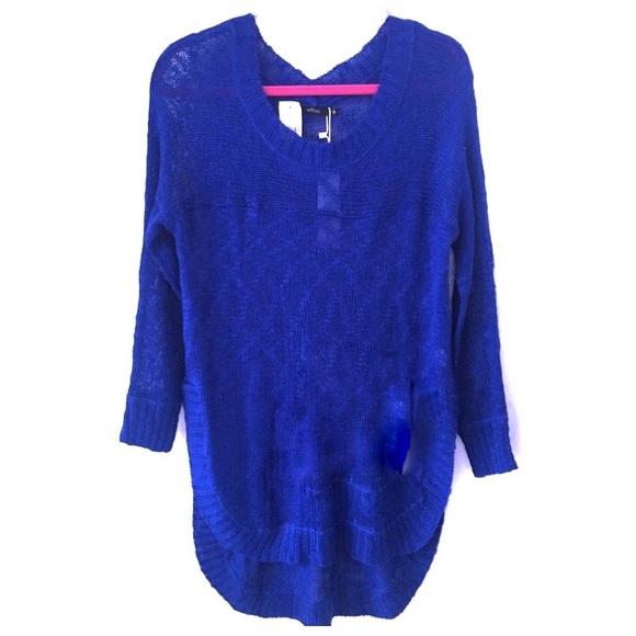 LF Dresses & Skirts - LF Millau Royal Blue Knit Dress